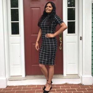 Classy Dress From Zara